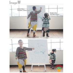 新作入荷!!3タイプ♪子供服Peggy(ペギー)☆アシンメトリー・サルエルパンツ