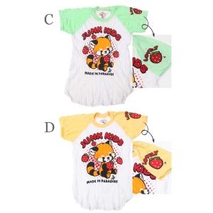 【クリアランスセール】レトロ可愛い☆キッズTシャツ |