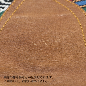 エスニック バッグ コットン レザー 【エスニックバッグ レザーバッグ ショルダーバッグ エスニックファッション アジアンファッション ゲリ】