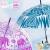 エスニック ビニール 傘 かわいい おしゃれ ネイティブ ゾウ アジアン雑貨 エスニック雑貨
