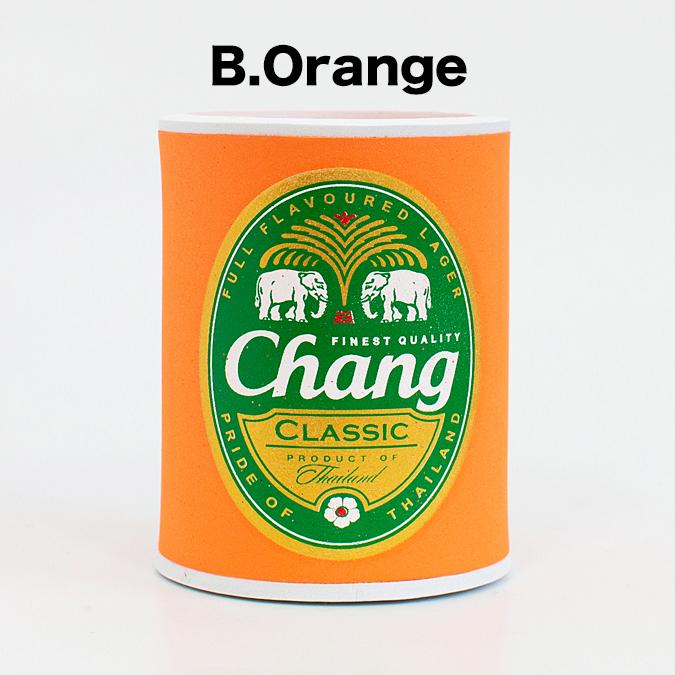 ビアチャン チャンビール 缶ホルダー 暑い夏でもビールは冷え冷え♪保温効果もあり!